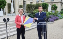 The European Commission endorses French recovery and resilience plan