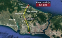 Ground-breaking ceremony for the Istanbul Canal