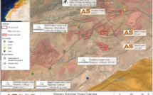 Alterian Resources discovers high-grade copper and silver deposits in Morocco