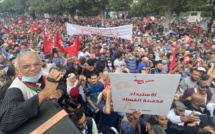Opposition to Kaïs Saïed's full powers makes its voice heard in Tunis