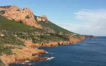 Climate change – A mapping of the coastal zones at risk in the Var